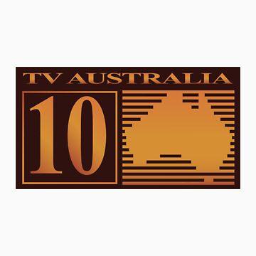 10 TV Australia by l00pes