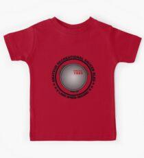 Amateur recreational saucer sled land speed record Kinder T-Shirt