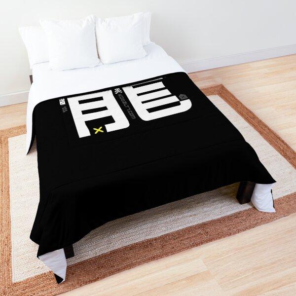 Dragon Kanji Comforter