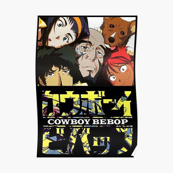 Affiche Cowboy Bepop Poster