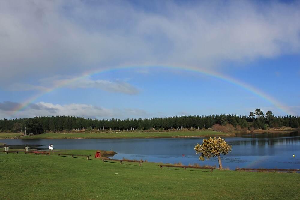 Perfect Rainbow by Dave Austin