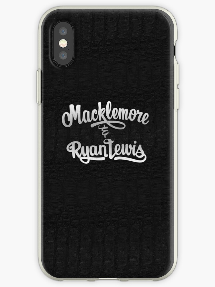 Macklemore & Ryan Lewis Case by rigorousdream