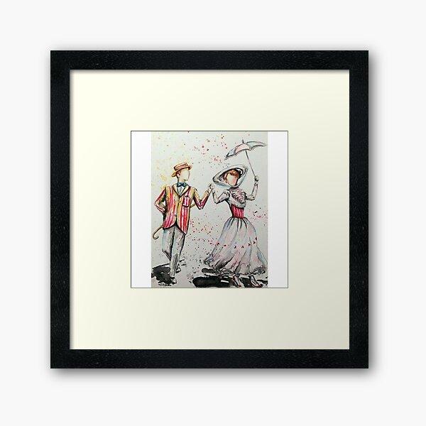 MP Framed Art Print
