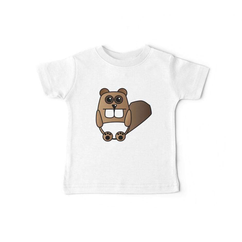 Cute Beaver by matt0945