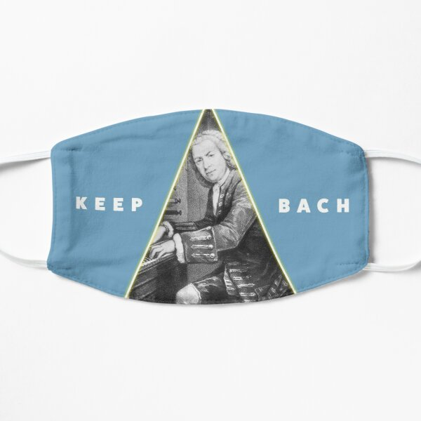 Please Keep Bach! Mask