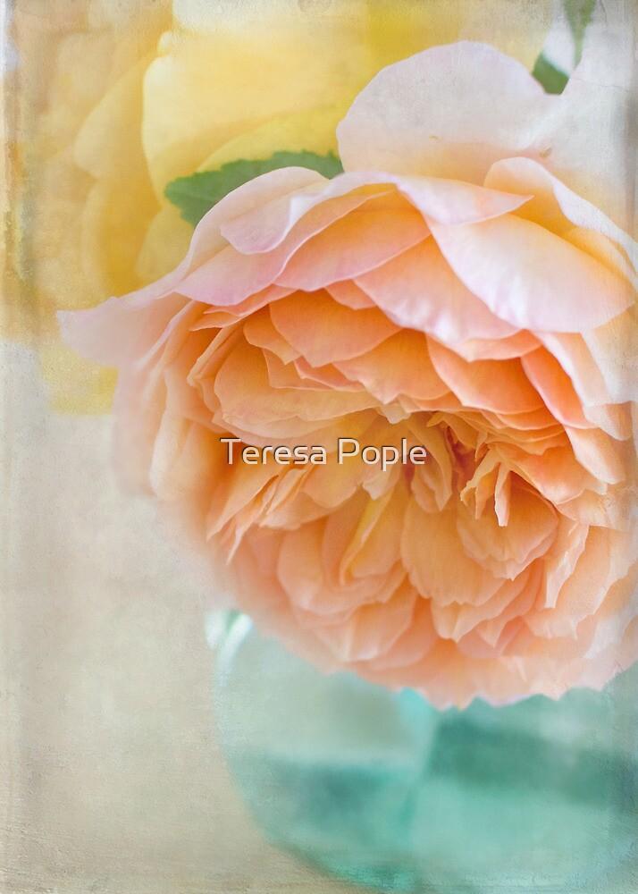 summer bouquet by Teresa Pople