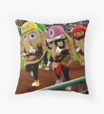 Only in Pittsburgh Throw Pillow