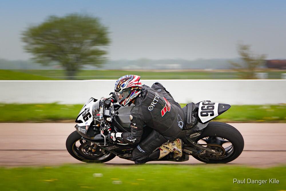966 Dan Ortega, Yamaha 600, Oswego IL by Paul Danger Kile