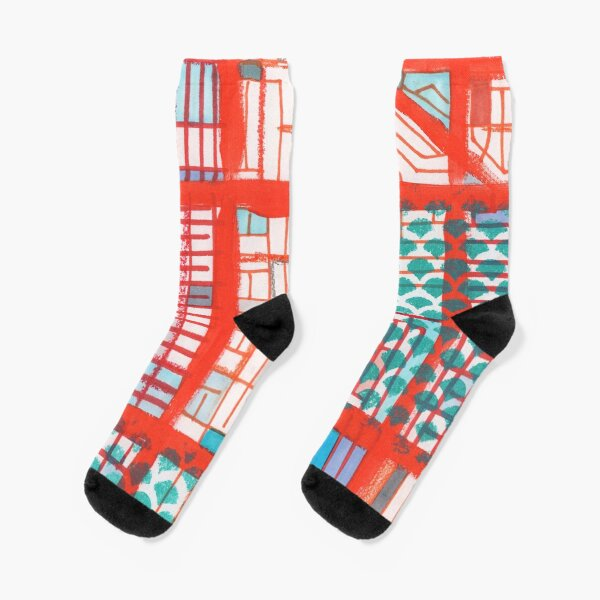 Logan Square, Chicago Socks