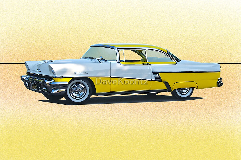 1956 Mercury Montclair by DaveKoontz