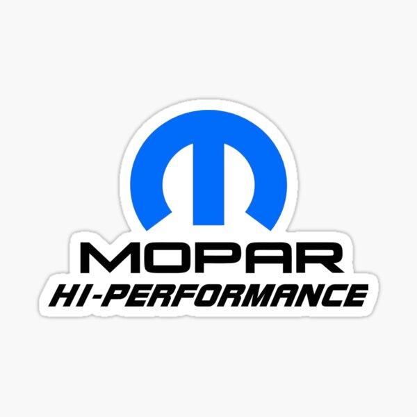 MOPPAR Sticker