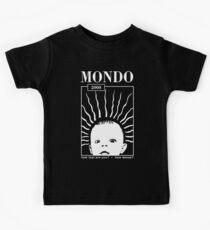 MONDO 2000 - How Fast, How Dense? Kids Tee