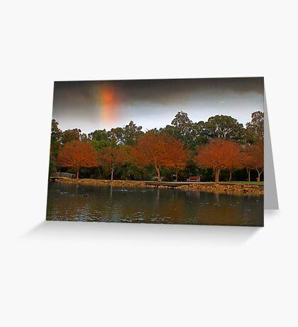 Pioneer Park - Western Australia  Greeting Card