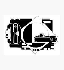 Photographer design Photographic Print