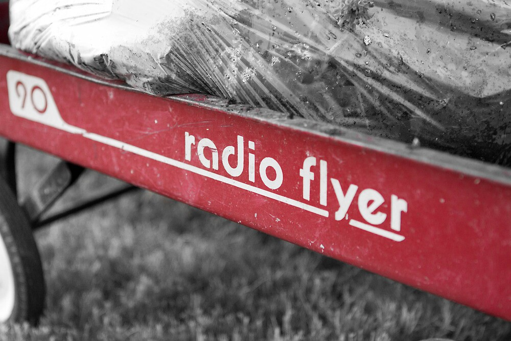 Radio Flyer #2 by Clinton Blackburn