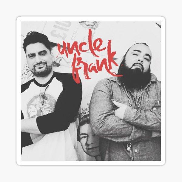 Uncle Frank - Money Shot Sticker