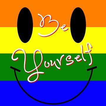 Be Yourself by Makiechan