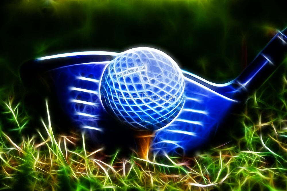 On the Tee by Chris Thaxter