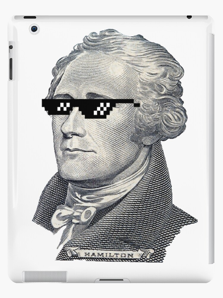 Alexander Hamilton by keelsome