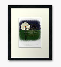 Doctor Who - Donna Noble Framed Print