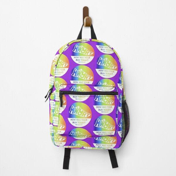 HWYRT logo - Rainbow Backpack