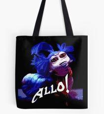 Allo! Tote Bag