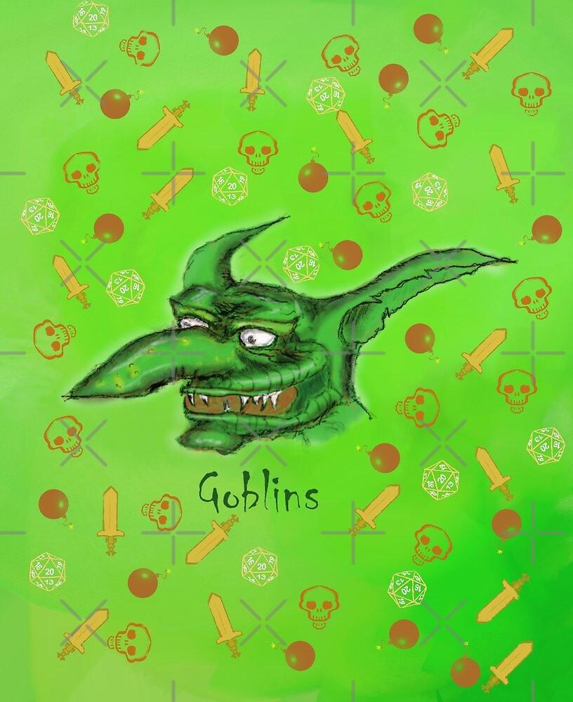 Goblin by hananack