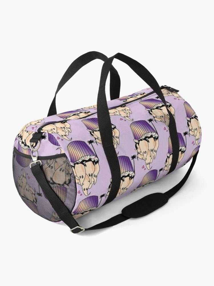 Alternate view of Ghost Cupcake Duffle Bag