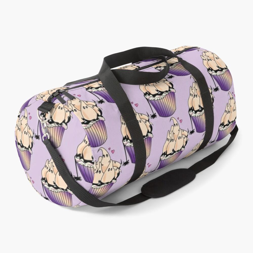 Ghost Cupcake Duffle Bag
