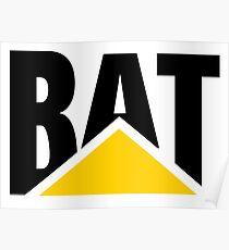 CAT Parody (BAT) Poster