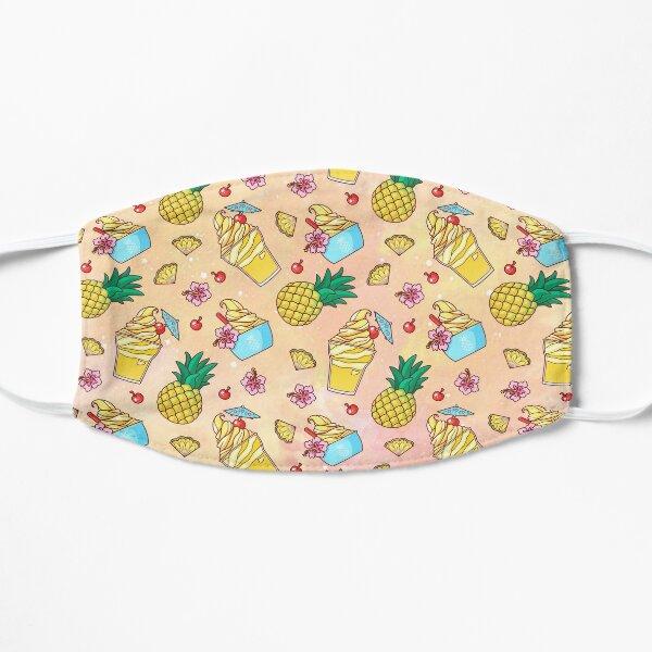 Pineapple Whip Pattern (Warm Tones) Mask