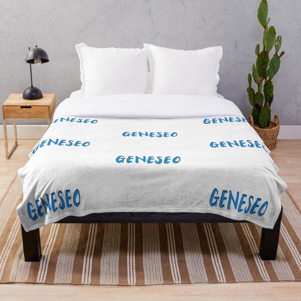 Geneseo Throw Blanket
