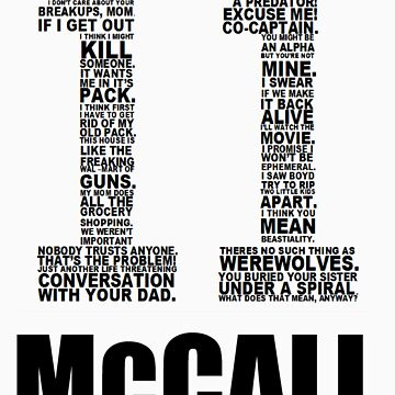 Scott McCall - Quotes by WickedisGood