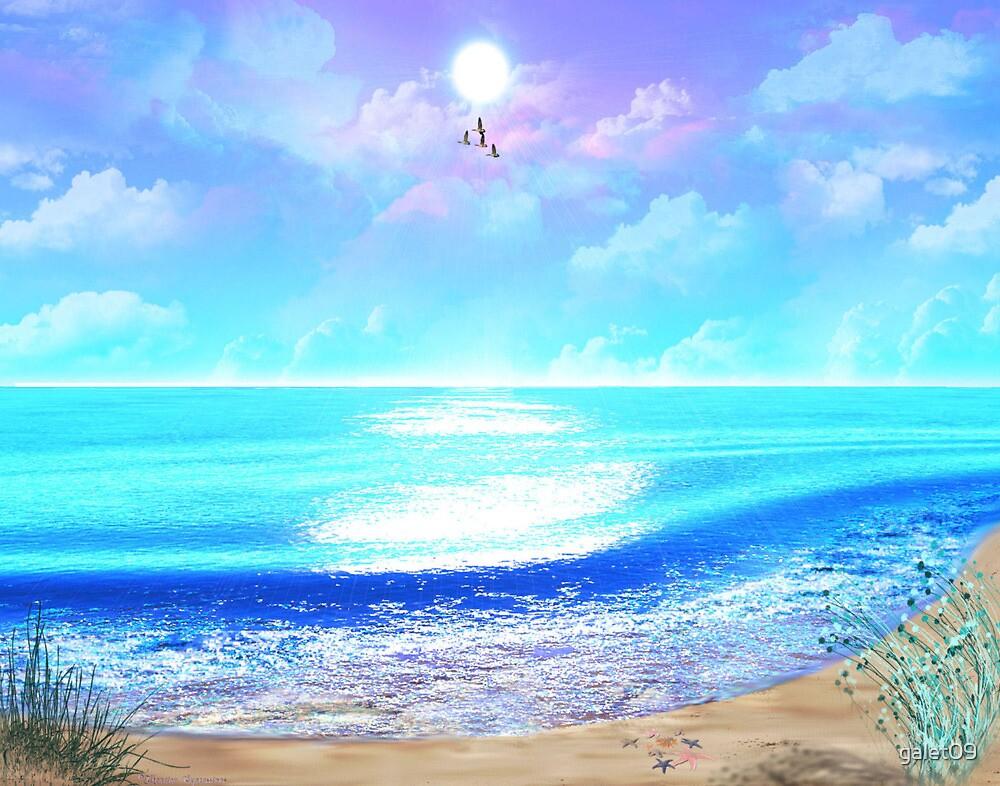 C.E. Ocean Fantasy 2 Art by galet09