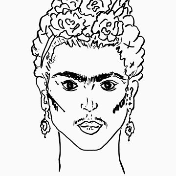 The Classic Frida by Jessia
