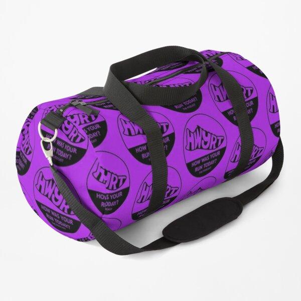 HWYRT 2016 logo/black Duffle Bag