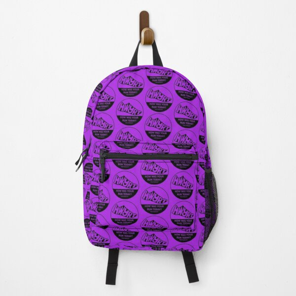 HWYRT 2016 logo/black Backpack