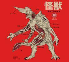 Kaiju Anatomy | Unisex T-Shirt