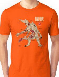 Kaiju Anatomy T-Shirt