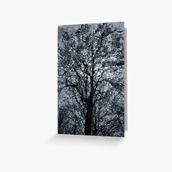 A Tree In A Dream Greeting Card