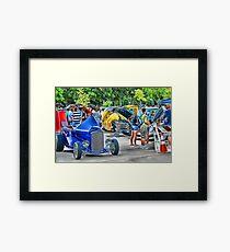 Classic Auto Series # 18 Framed Print