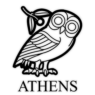 Athens owl of Athena by JamesNicholls