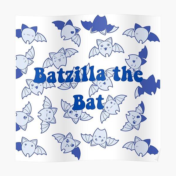 Batzilla Poster