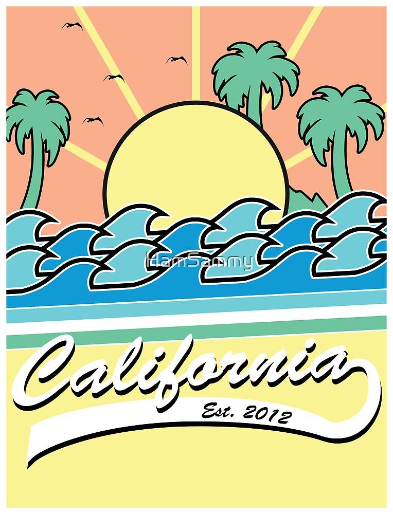 California Life by HamSammy