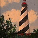 St Augustine Lighthouse by Bob Hardy