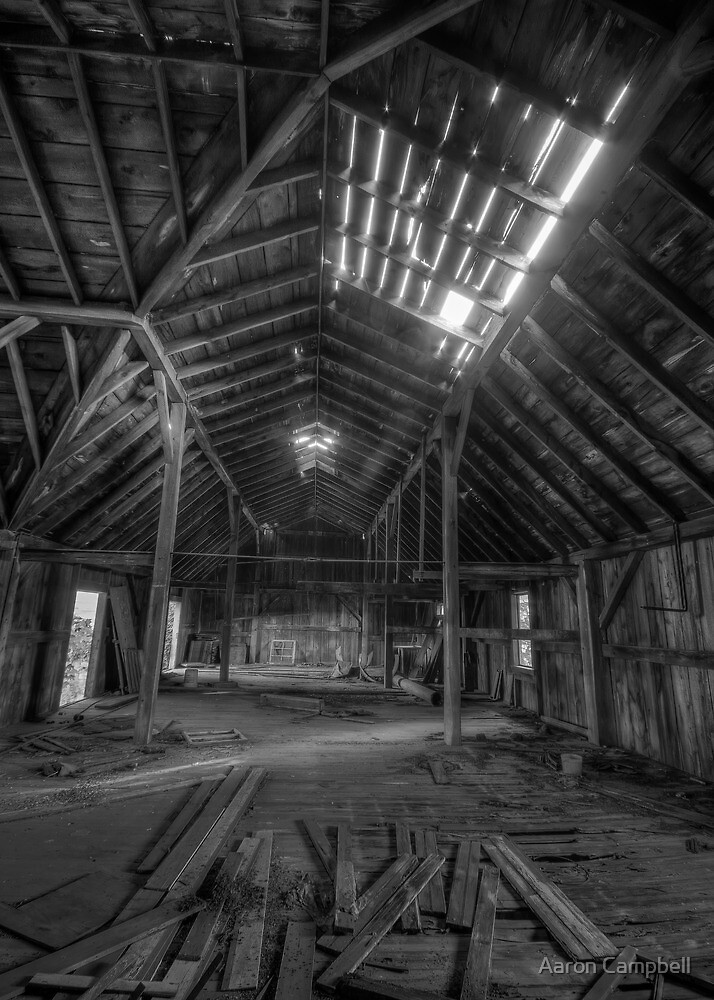 Daylight Through The Roof by Aaron Campbell