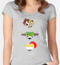 I Love Toy Story Women's Fitted Scoop T-Shirt