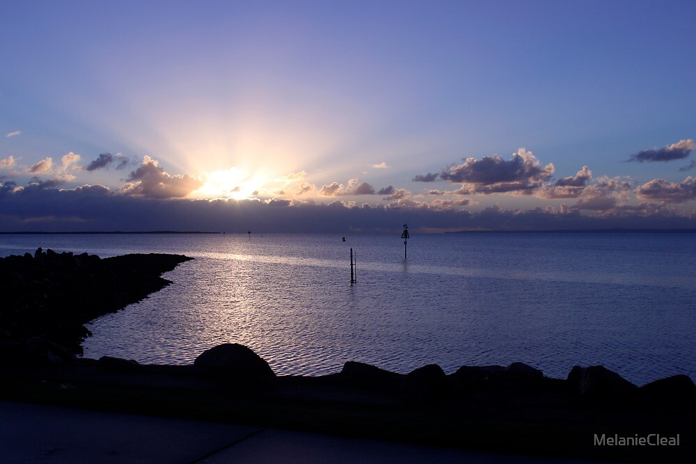 Manly Sunrise - QLD by MelanieCleal