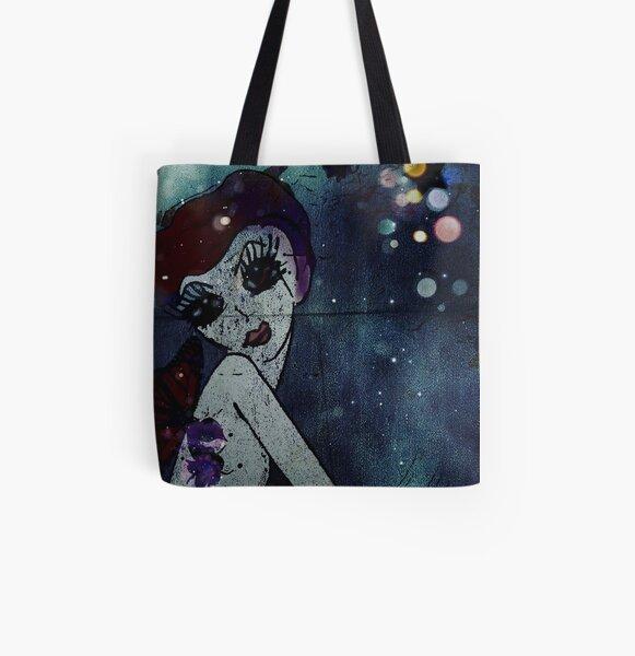 Starz II All Over Print Tote Bag