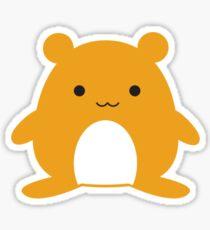 Hamster Sticker